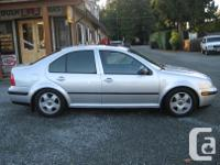 Make Volkswagen Model Jetta Year 2001 Colour Silver