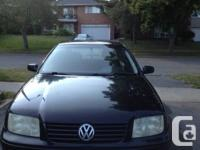 I am moving and looking to sell 2001 VW Jetta 1.8T