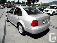 Make Volkswagen Model Jetta Year 2001 Colour Silver