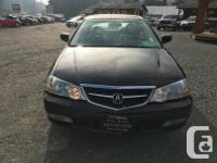 Make Acura Model TL Year 2002 Colour Black kms 215000