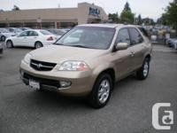 Make Acura Model MDX Year 2002 Colour Brown kms 299069