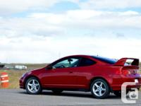 Make Acura Model RSX Year 2002 Colour Red kms 153000