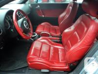 Make Audi Model TT Year 2002 Colour Silver kms 207000