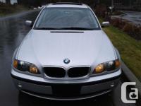 Make BMW Model 320i Year 2002 Colour GREY kms 262000