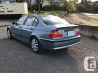 Make BMW Model 320i Year 2002 Trans Automatic kms