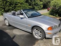 Make BMW Model 325Ci Year 2002 Colour Silver We've