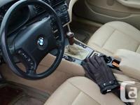 Make BMW Model 3 Series Year 2002 Colour Blue kms