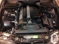 Make BMW Model 5 Series Year 2002 Colour BLACK kms