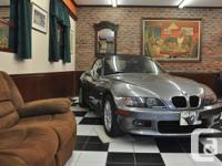 2002 BMW Z3 , 2.5 , 6 CYL. ONLY 44,000 MI. 5 SPEED