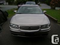Make Buick Model Regal Year 2002 Colour Tan kms 169948