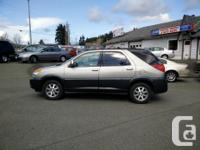 Make Buick Model Rendezvous Year 2002 Trans Automatic