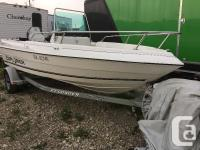 "Centerline: 4.92m (16'2"") comes with 90Hp Mercury 2"