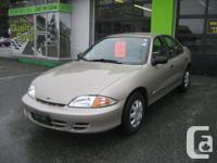 Make Chevrolet Model Cavalier Year 2002 Colour
