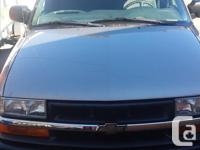Make Chevrolet Model S-10 Year 2002 Colour Tan kms