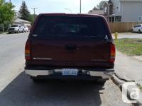 Trans Automatic 2002 Chev Silverado 1500. Approx