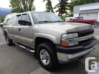 Make. Chevrolet. Design. Silverado 2500HD. Year. 2002.