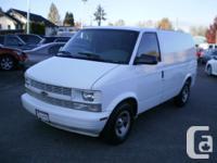 Make Chevrolet Model Astro Cargo Van Year 2002 Colour