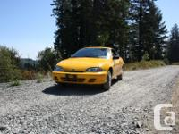 Make Chevrolet Year 2002 Colour yellow Trans Automatic
