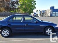Make Chevrolet Model Cavalier Colour Blue Trans