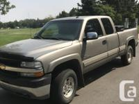 Make Chevrolet Model Silverado 2500HD Year 2002 Colour