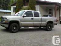 Make. Chevrolet. Design. Silverado 2500. Year. 2002.