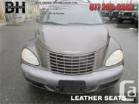 Make Chrysler Model PT Cruiser Year 2002 Colour Grey