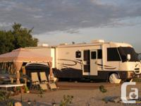 36' Recreational vehicle by Georgie Child. Has