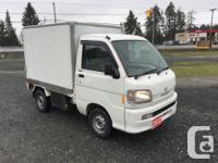 Make Daihatsu Model Hijet Year 2002 Colour White kms for sale  British Columbia
