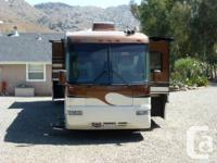 Comfy, well made and trustworthy RV in Excellent form.