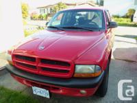 Make Dodge Model Dakota Year 2002 Colour Red kms