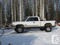 Niton Junction, AB 2002 Dodge Power Ram 2500 Laramie
