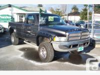 Perrier Motors in Nanaimo has this good looking 3/4 Ton
