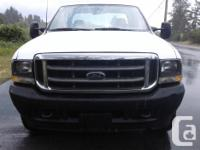 Make Ford Model F-350 Super Duty Year 2002 Colour, used for sale  British Columbia