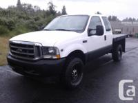 Make Ford Year 2002 Colour WHITE Trans Manual kms