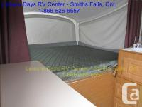 Clean well maintained tent trailer for sale. Easily