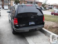 Hello selling my 2002 black ford explorer XLT