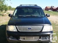 Make Ford Model Explorer Year 2002 Colour Black kms