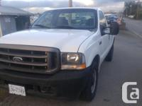 Make Ford Year 2002 Colour White Trans Automatic 2002