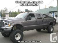 2002 Ford F-350 SD Lariat Crew Cab Long Bed 4WD -