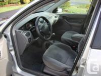Make Ford Model Focus Year 2002 Colour Grey kms 162000