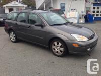 Make Ford Model Focus Year 2002 Colour GRAY kms 175000
