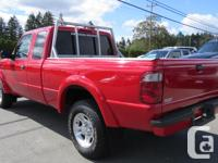 Make Ford Model Ranger Year 2002 Colour RED kms 204