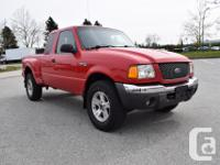 Make Ford Model Ranger Year 2002 Trans Automatic We are