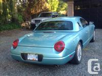 Make Ford Year 2002 Colour Turquoise Trans Automatic