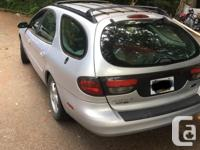 Make Ford Model Taurus Year 2002 Colour Grey Trans