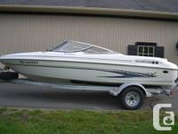 2002 Glastron SX195 $10990 This Boat Has A 5.0 Ltr