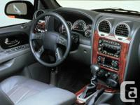 2002 GMC Envoy SLT, 158K, AWD, AWD/4x4/hi/low, Towing