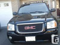 Make GMC Model Envoy Year 2002 Colour Black kms 147000