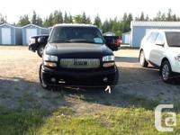 Boyle, AB 2002 GMC Yukon Denali With a strong engine,