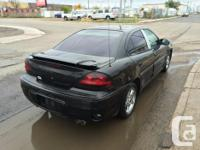 Make Pontiac Model Grand AM Colour BLACK Trans